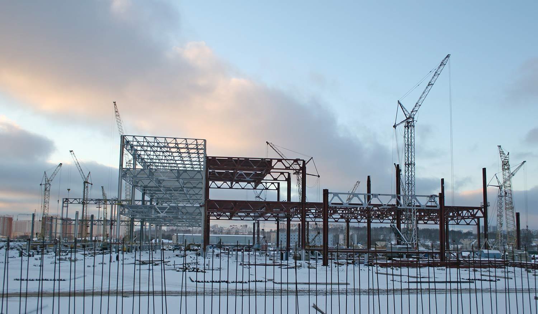 Фото склада для выгодного строительства